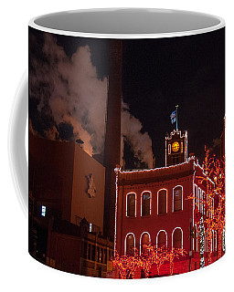 Brewery Lights Coffee Mug by Steve Stuller