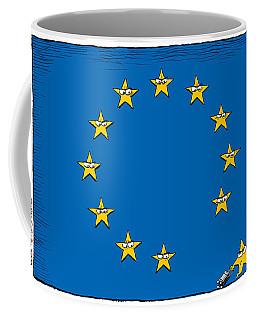Brexit Eu Flag  Coffee Mug