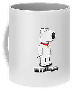 Brian Griffin Coffee Mugs Fine Art America