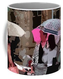 Bribane In The Rain #2 Coffee Mug
