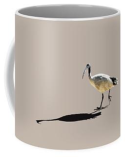 Bribie Island Ibis Coffee Mug