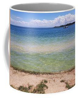 Bribie Ocean  Coffee Mug