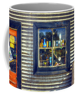 Coffee Mug featuring the photograph Bric-a-brac by Wayne Sherriff