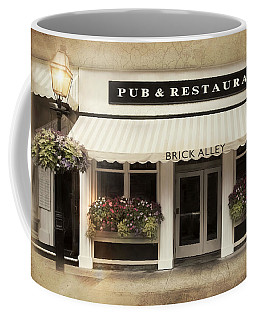 Brick Alley Coffee Mug