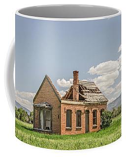 Brick Home In June 2017 Coffee Mug