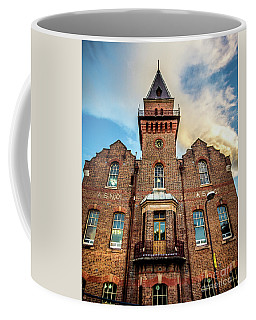 Brick Tower Coffee Mug by Perry Webster