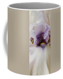 Bridal Train Iris Coffee Mug