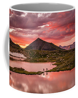 Bridal Veil Basin 2 Coffee Mug