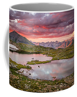Bridal Veil Basin Coffee Mug