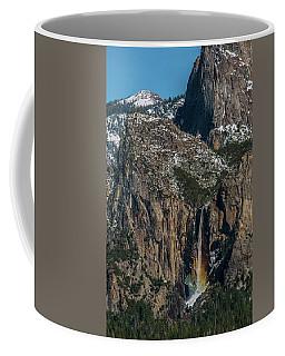 Bridal Veil Rainbow Coffee Mug