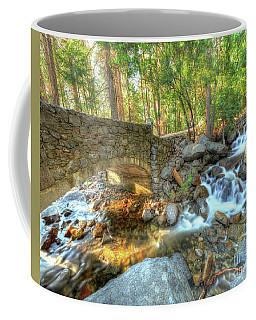 Bridalveil Creek At Yosemite By Michael Tidwell Coffee Mug