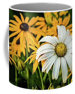 Coffee Mug featuring the photograph Bride And Bridesmaids by Bill Pevlor