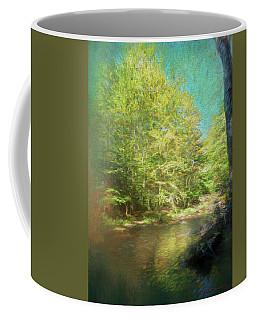 Bridge And Creek Coffee Mug