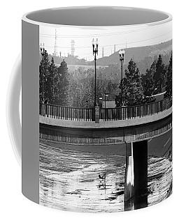 Bridge And Shopping Cart Coffee Mug