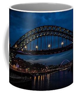 Bridge At Dusk Coffee Mug