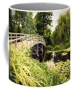 Bridge At Petersburg Coffee Mug