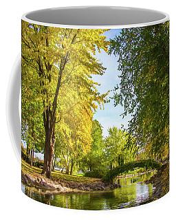 Bridge At Smith Park Coffee Mug