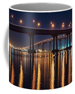 Bridge Bedazzled Coffee Mug