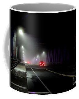 Bridge Crossing Coffee Mug by Marcia Lee Jones
