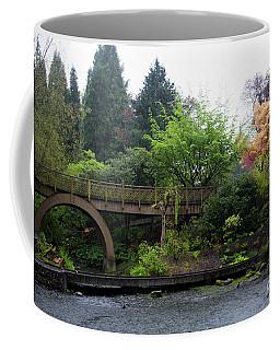 Bridge In Morning Coffee Mug