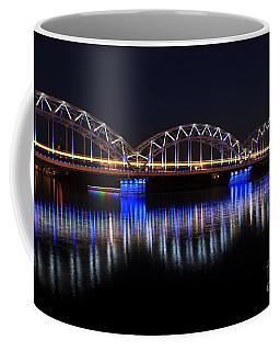 Bridge In Riga  Coffee Mug