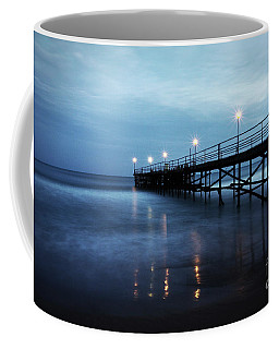 Bridge In The Sea Coffee Mug