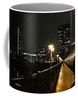 Bridge Into The Night Coffee Mug