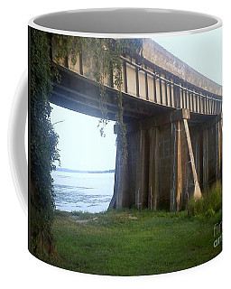 Bridge In Leesylvania Park Va Coffee Mug