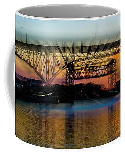 Bridge Motion Coffee Mug