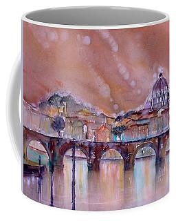 Bridge Of Angels - Rome - Italy Coffee Mug