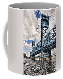Bridge Of Blues II Coffee Mug