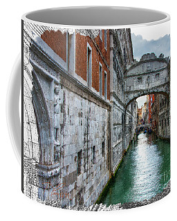 Bridge Of Sighs Coffee Mug by Tom Cameron