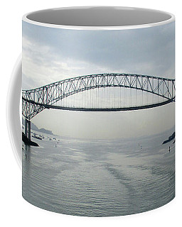 Bridge Of The Americas 5 Coffee Mug