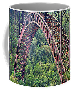 Bridge Of Trees Coffee Mug