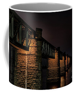 Bridge On Holy River Godavari Coffee Mug