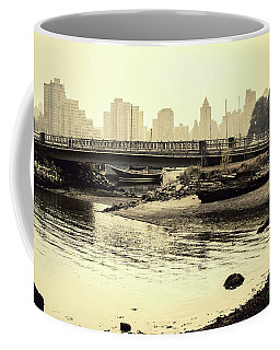 Bridge Over Calm Coffee Mug