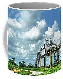 Bridge Over Mississippi River Coffee Mug