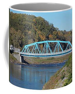 Bridge Over Rondout Creek 2 Coffee Mug