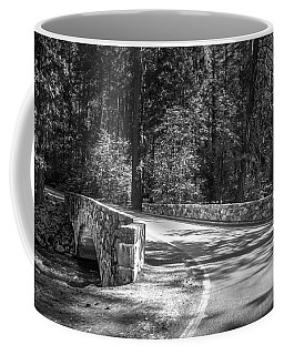 Coffee Mug featuring the photograph Bridge Over The Merced by Ryan Photography