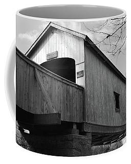 Bridge Over Troubled Water Coffee Mug