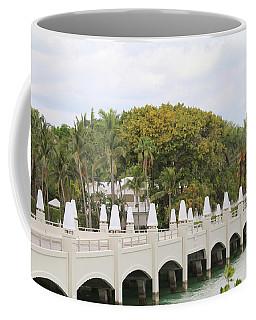 Bridge Road To Star Island Coffee Mug