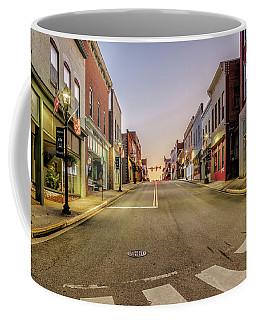 Bridge Street Downtown Bedford Coffee Mug