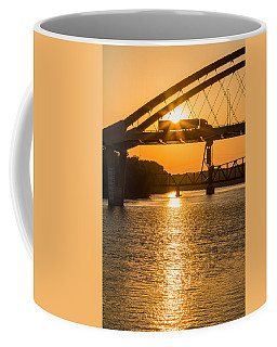 Bridge Sunrise 2 Coffee Mug