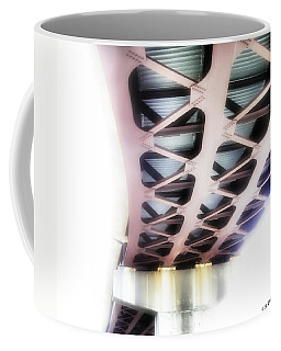 Coffee Mug featuring the photograph Bridge To Eternity by Brian Wallace