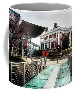 Bridge To Hunter Museum Coffee Mug