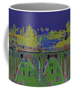 Bridge To Life Coffee Mug