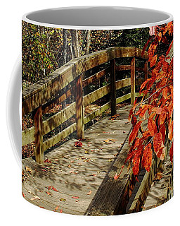 Bridge To New Adventures Coffee Mug