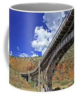 Bridge To Yesteryear Coffee Mug