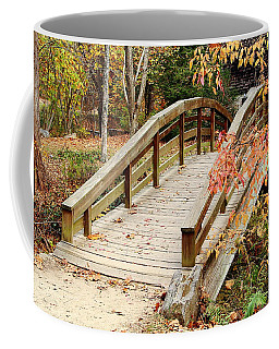 Bridge Transitions Coffee Mug