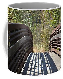 Bridge Walk Way Coffee Mug